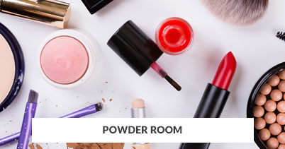 Makeup: The PureFormulas Powder Room