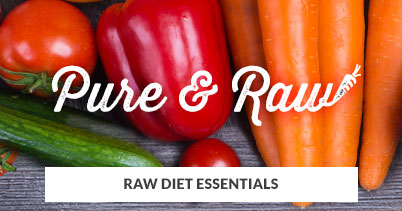 Pure & Raw: Raw Diet Essentials