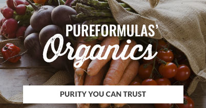 Purity You Can Trust - Pureformulas' Organics