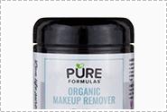 15% OFF* PureFormulas Organic Makeup Remover