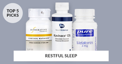 Top 5 Picks For Restful Sleep