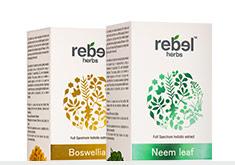 APRIL 2020: Rebel Herbs