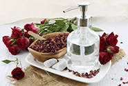Liquid Rose Hand Soap