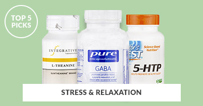 Top 5 Picks - Stress & Relaxation