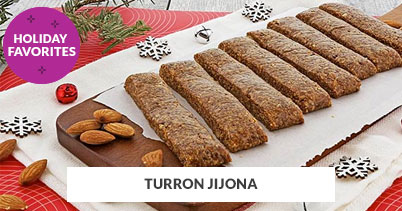 Holiday Recipe Favorites: Turron Jijona