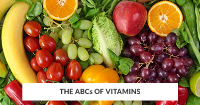 The ABCs of Vitamins