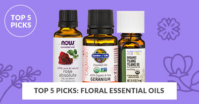 Top 5 Picks Floral Scented Oils
