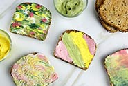 Unicorn Superfood Toast