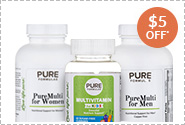 PureFormulas' Family Collection