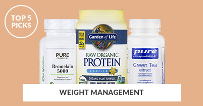 Top 5 Picks - Weight Management
