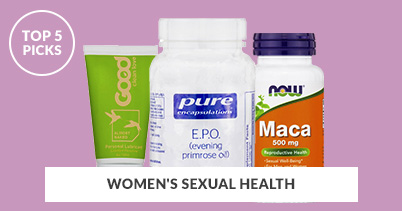 Top 5 Picks - Women's Sexual Health