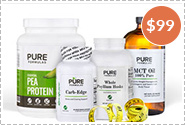 PureFormulas' 30-Day Weight Loss Kit