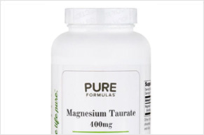PRODUCT SPOTLIGHT: Magnesium Taurate by PureFormulas