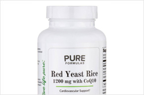 PRODUCT SPOTLIGHT: Red Yeast Rice by PureFormulas