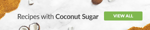 Coconut Sugar Recipes