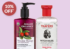 BUY 3 & SAVE 10% SELECT on FACIAL CARE PRODUCTS
