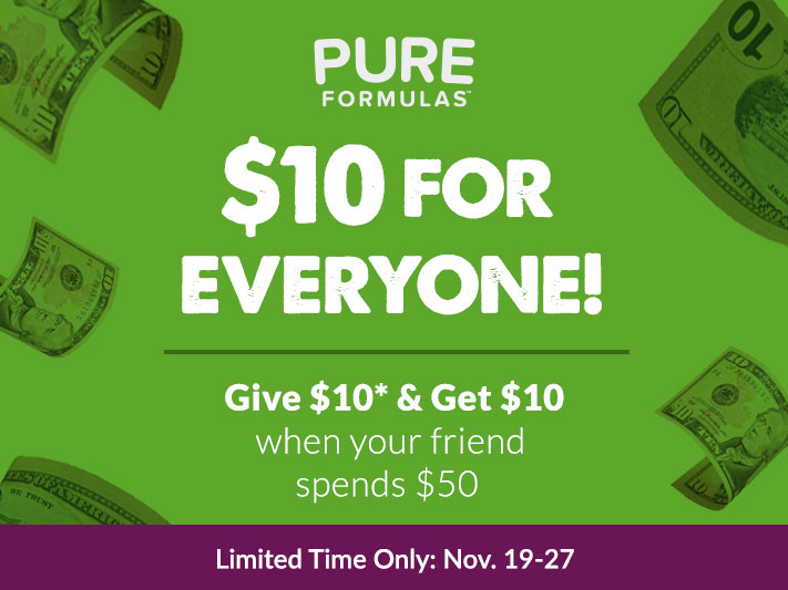 $10 for you, $10 for your friend