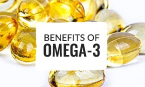 Benefits of Omega-3