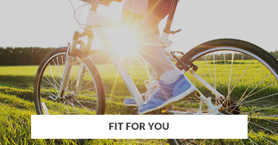 Fit For You - A Personalized Fitness Guide
