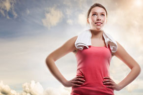 HEALTHY WEIGHT MANAGEMENT: Eat Right & Get Moving!