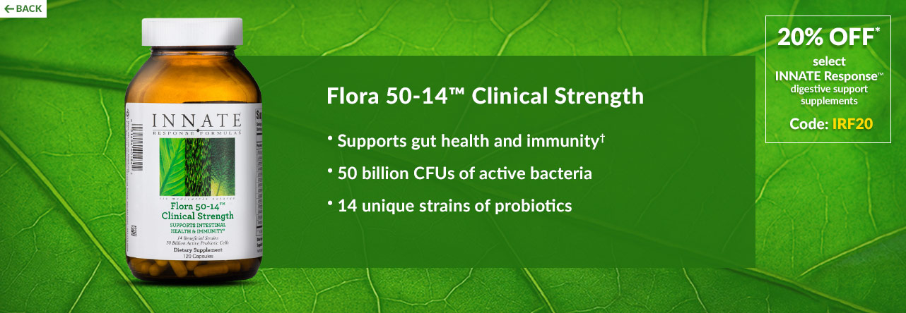 Flora 50-14 Clinical Strenght