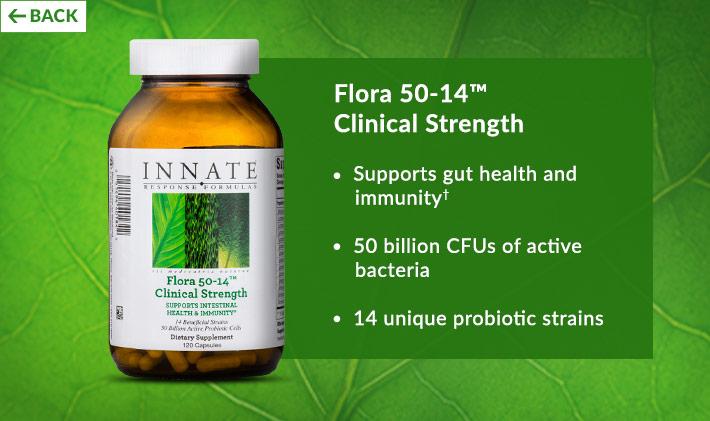 Flora 50-14 Clinical Strength