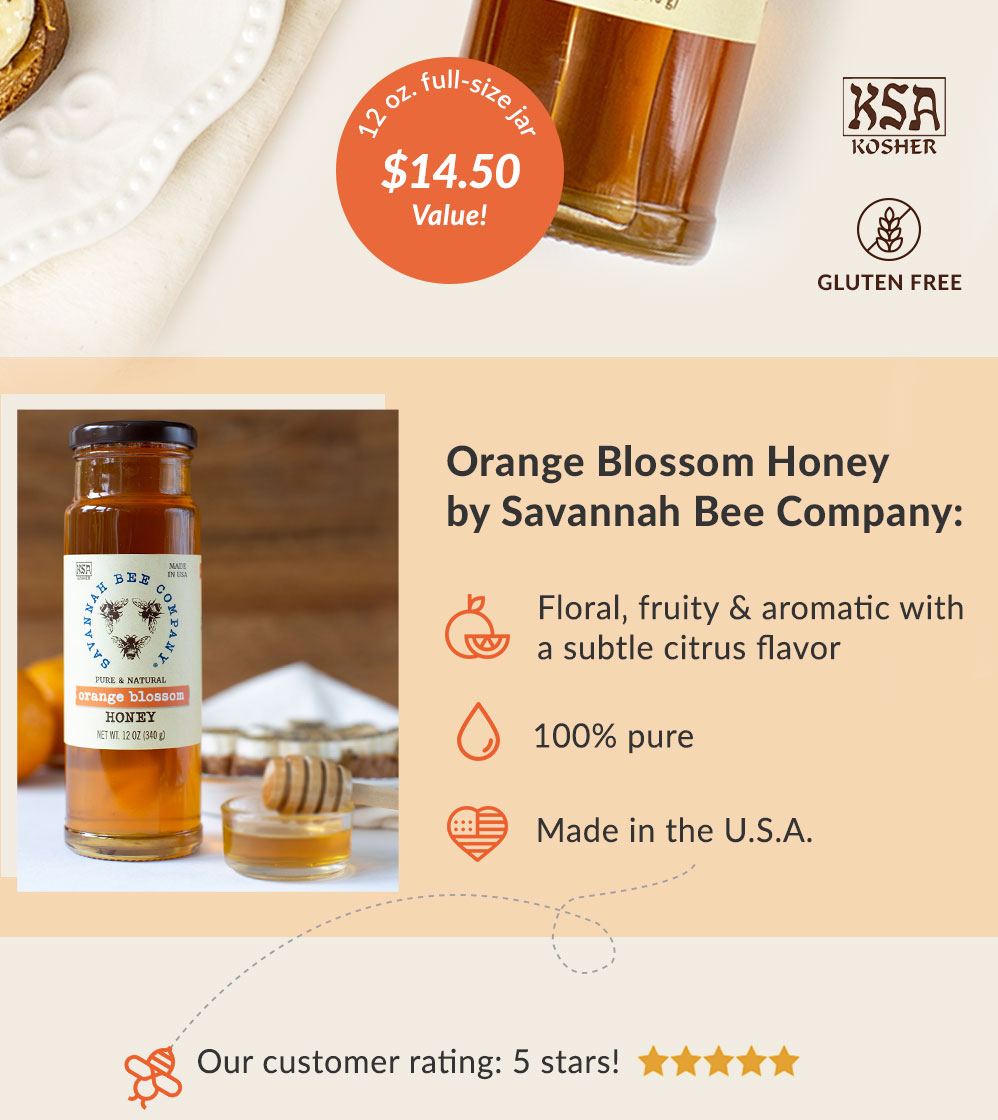 By Savannah Bee Company. Customer rating: 5 stars