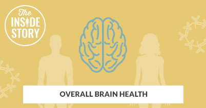 The Inside Story: Overall Brain Health