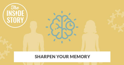The Inside Story: Sharpen Your Memory