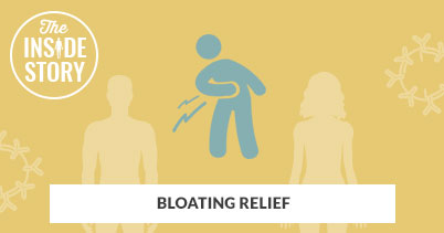 The Inside Story: Bloating Relief