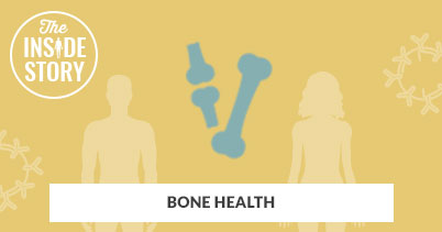 The Inside Story: Bone Health