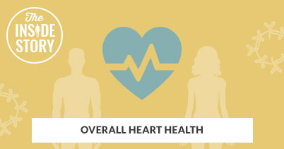 The Inside Story: Overall Heart Health