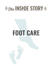 Inside Story Foot Care