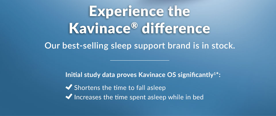 Experience the Kavinace difference