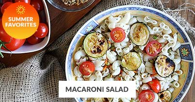 Summer Recipe Favorites: Macaroni Salad