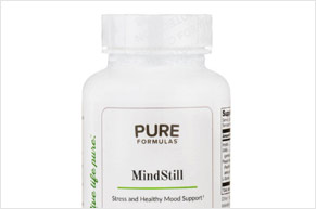 PRODUCT SPOTLIGHT: MindStill by PureFormulas