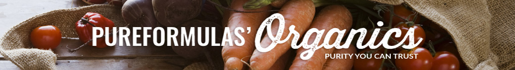 PureFormulas' Organics - Purity You Can Trust