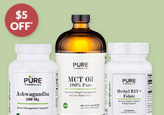 PureFormulas' Energy Support Kit