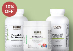 PureFormulas' Multivitamins For The Entire Family
