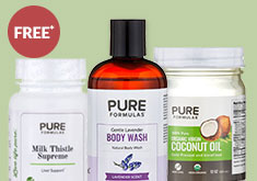PureFormulas' Clean Living Collection