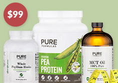 PureFormulas' Weight Loss Essentials