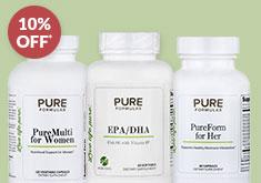 PureFormulas' Menopause Support Essentials