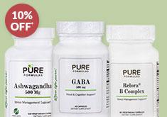 PureFormulas' Mood & Sleep Support