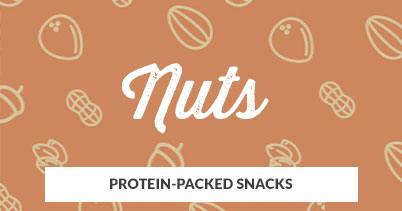 Protein-Packed Snacks: Nuts