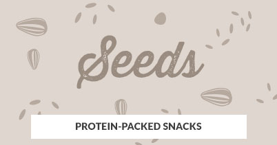 Protein-Packed Snacks: Seeds