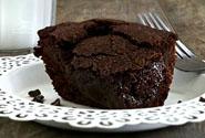 Vegan Gluten-Free Brownie