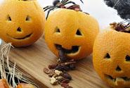 Orange Jack-o-Lantern