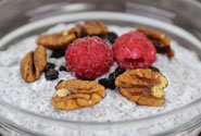 FRUITY CHIA PUDDING