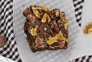 CHOCOLATE NUT BARS
