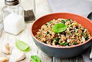 Buckwheat Veggie Bowl